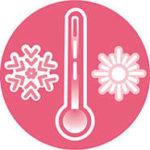 PHILIPS AVENT BABYALARM DECT SCD580 temperatur